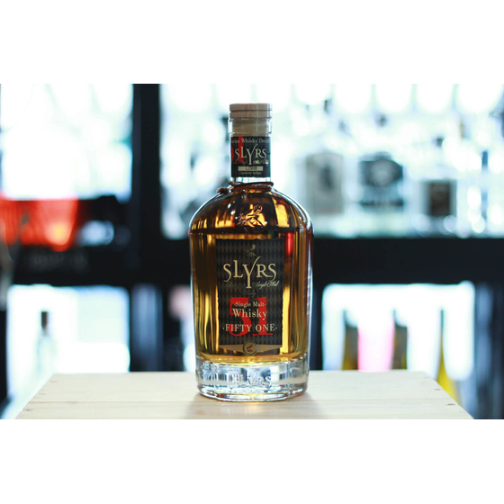 Slyrs Single Malt 51 Bavarian Whisky