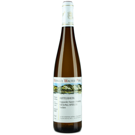Walter Perll Bopparder Hamm Ohlenberg Riesling Late Harvest dry