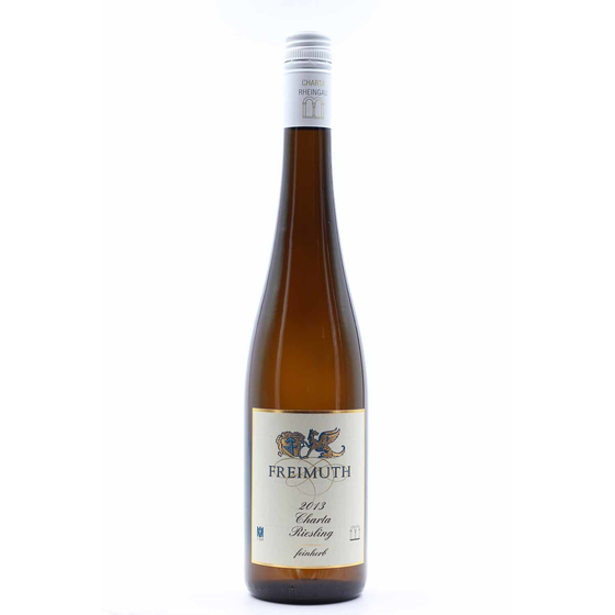 Freimuth 2013 Charta Riesling medium dry