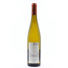 Ratzenberger 2018 Bacharacher Riesling Cabinet medium dry