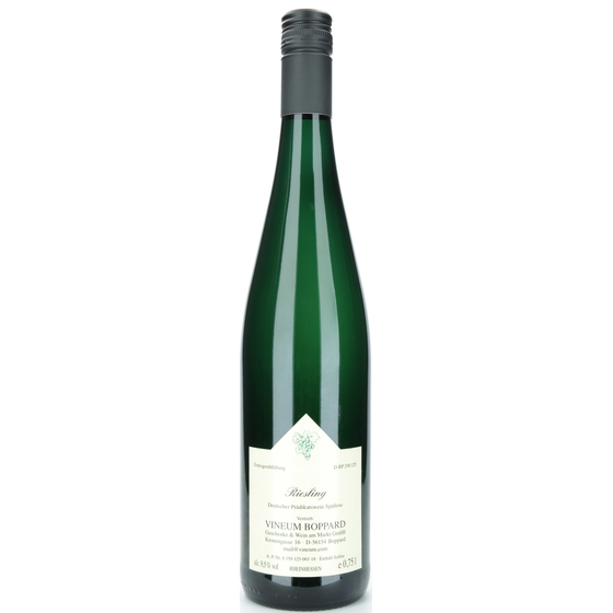 Vineum 2017 Riesling Late Harvest sweet