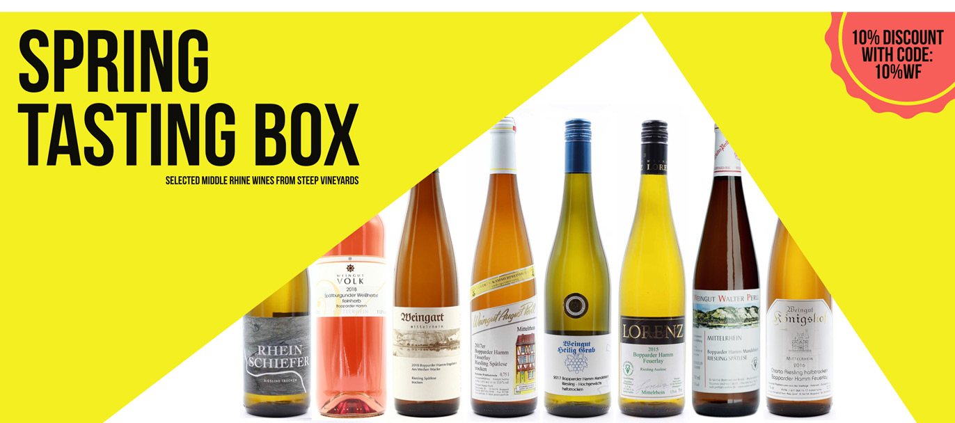 Wines Tasting Box