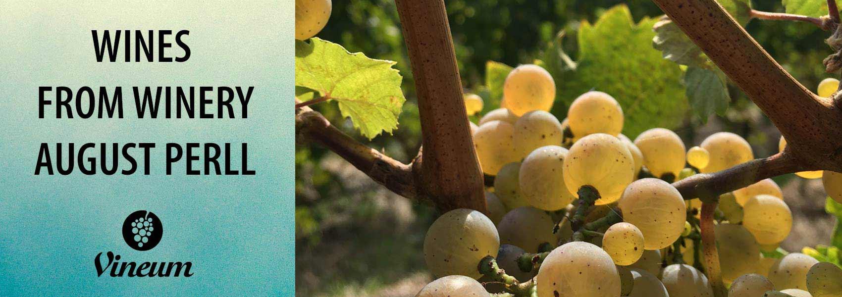 August Perll Wines